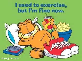 I used to exercise but im fine now 25291
