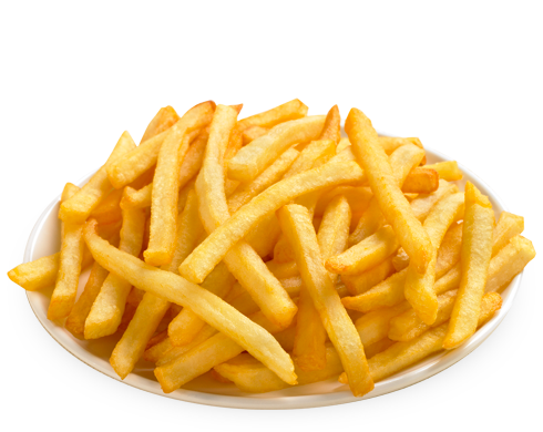 Sides french fries